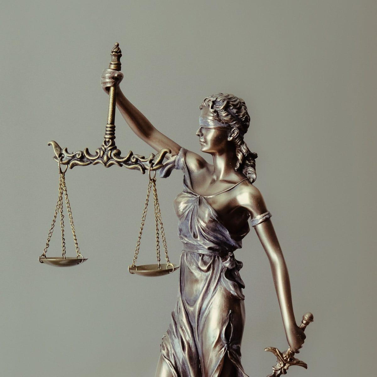 Igualdad en el ámbito judicial